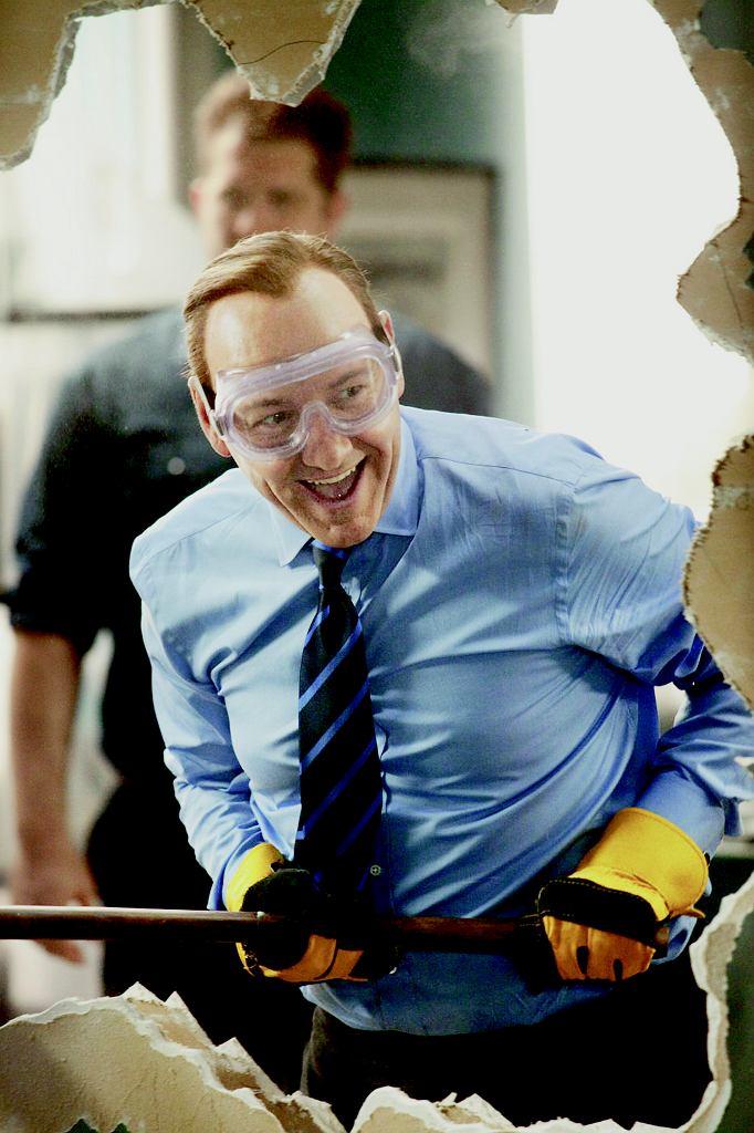 Kevin Spacey w filmie 'Szefowie wrogowie' z 201 1 r. świetnie sportretował menedżera z piekła rodem.