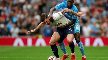 Manchester City zawiesił piłkarza! Skandal w Anglii.