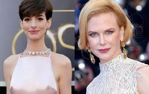 Nicole Kidman, Anne Hathaway