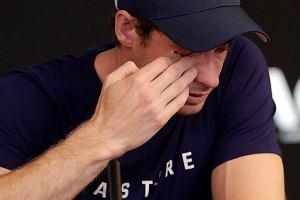Andy Murray kończy z tenisem?! Łzy na konferencji prasowej