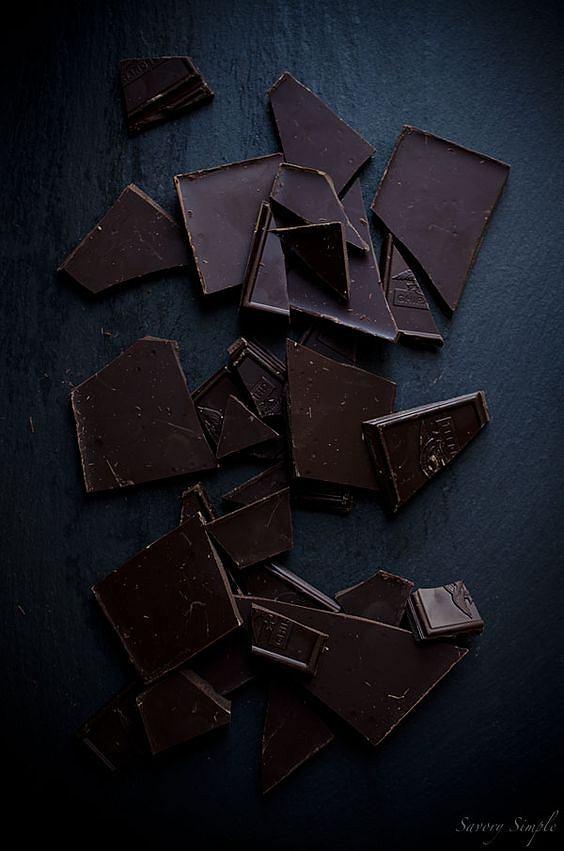 Ciemna czekolada najlepsza do przygotowania na gorąco