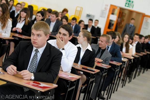 Matury 2017. Do najpopularniejszych egzaminów należał język angielski, geografia oraz matematyka.