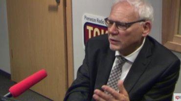 "Prof. Marek Safjan w ""Poranku Radia TOK FM"""