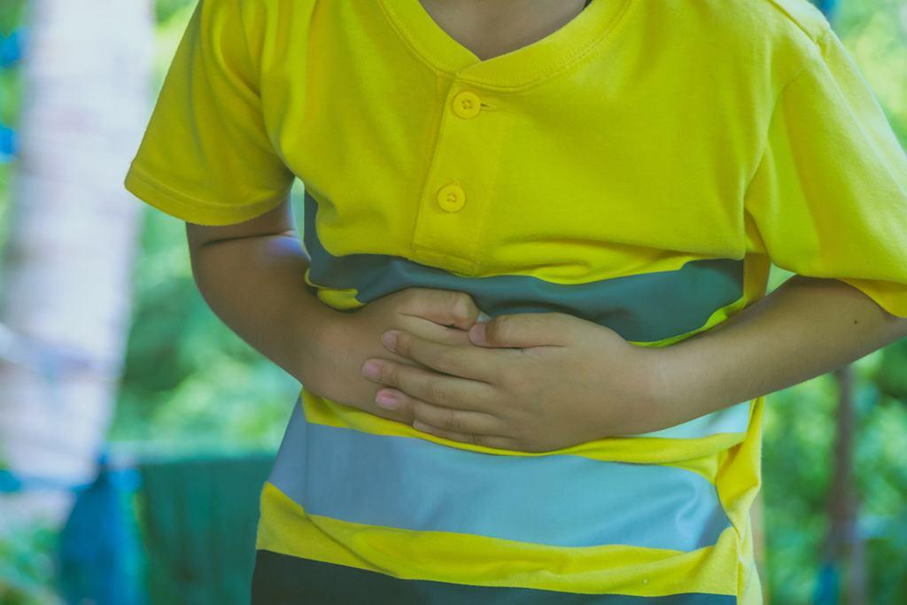 Co powoduje ból brzucha u dzieci?
