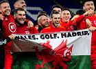 Piłkarze Walii zakpili z Realu Madryt. Gareth Bale na samym czele