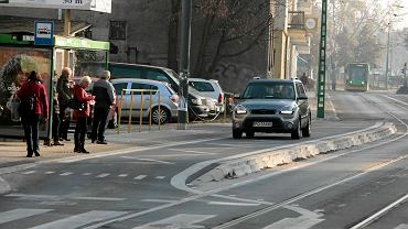 Przystanek wiedeński przy ul. Łąkowej