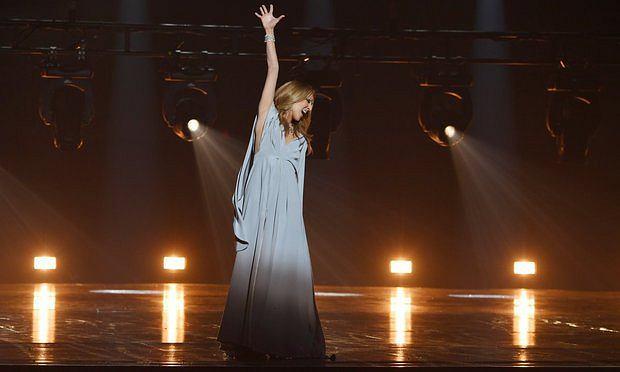 Céline Dion w teledysku 'Ashes' dla filmu 'Deadpool 2'