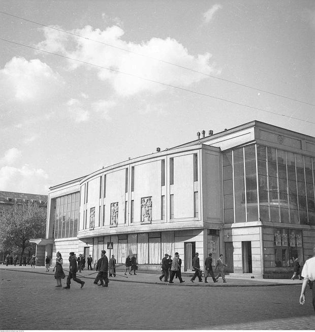 Pierwotne kino 'Praha'