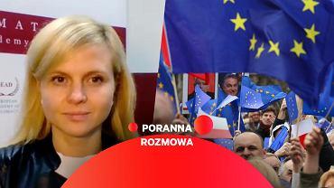 Prof. Katarzyna Pisarska w Porannej Rozmowie Gazeta.pl