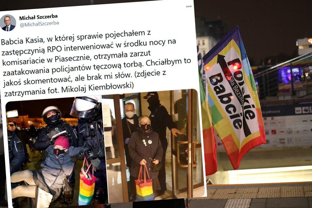 Polska Babcia z zarzutami
