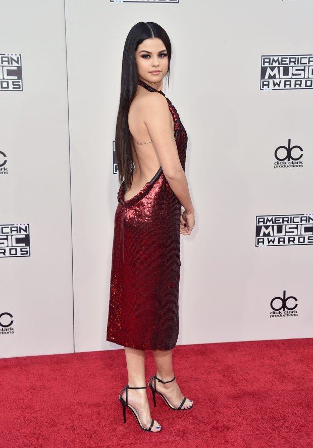 American Music Awards 2015 - Selena Gomez