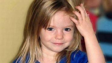 Zaginiona Madeleine McCann