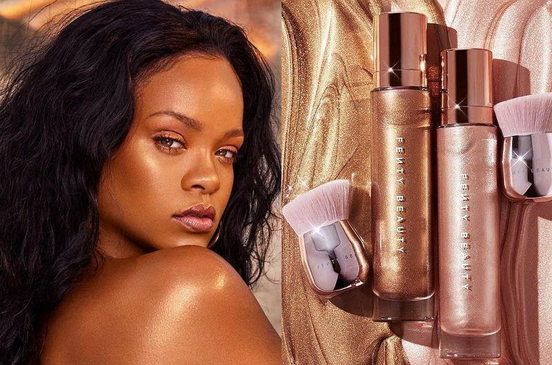 DIY: domowe kosmetyki Rihanna Fenty Beauty