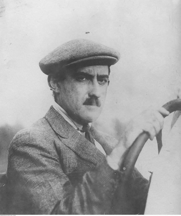 Louis Vorow Zborowski, hrabia de Mountsaulvain