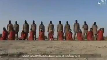 Egzekucja chrześcijan przez ISWAP