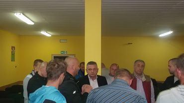 Zebranie walne w pierwszoligowym Stomilu Olsztyn