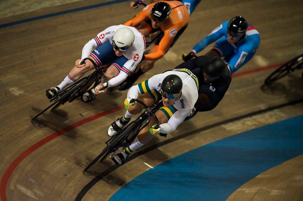 Mistrzostwa świata w kolarstwie torowym