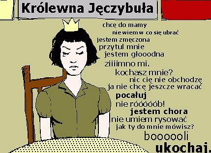 http://komix.blog.pl/2002/03/19/krolewna-jeczybula/