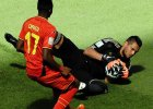 MŚ 2014. Holandia - Argentyna. Bramkarz Argentyny wdzięczny van Gaalowi