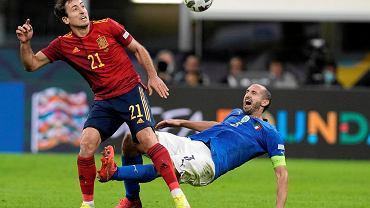 Strzelił gola w finale Ligi Narodów, teraz został wyróżniony. Doskonałe karty w drużynie tygodnia