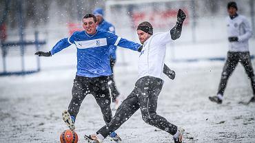 Sparing Lech Poznań - Zawisza Bydgoszcz 3:0. Patryk Wolski