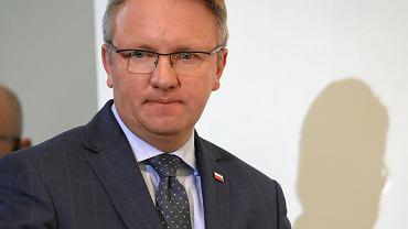 Szef Gabinetu Prezydenta RP Krzysztof Szczerski. Zdjęcie ilustracyjne