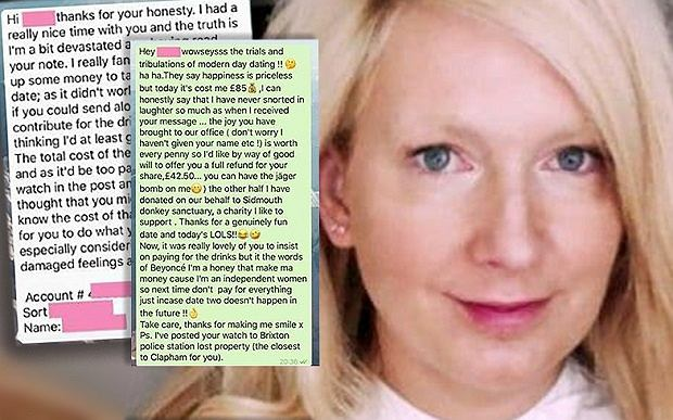Lucy Brown nie spodziewała się, że dzięki aplikacji randkowej pozna tak 'wyjątkowego' człowieka