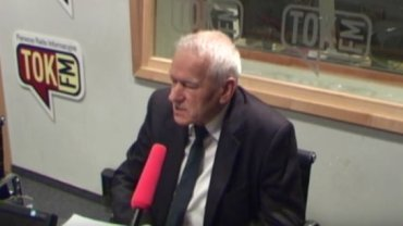 "Kornel Morawiecki w ""Poranku Radia TOK FM"""