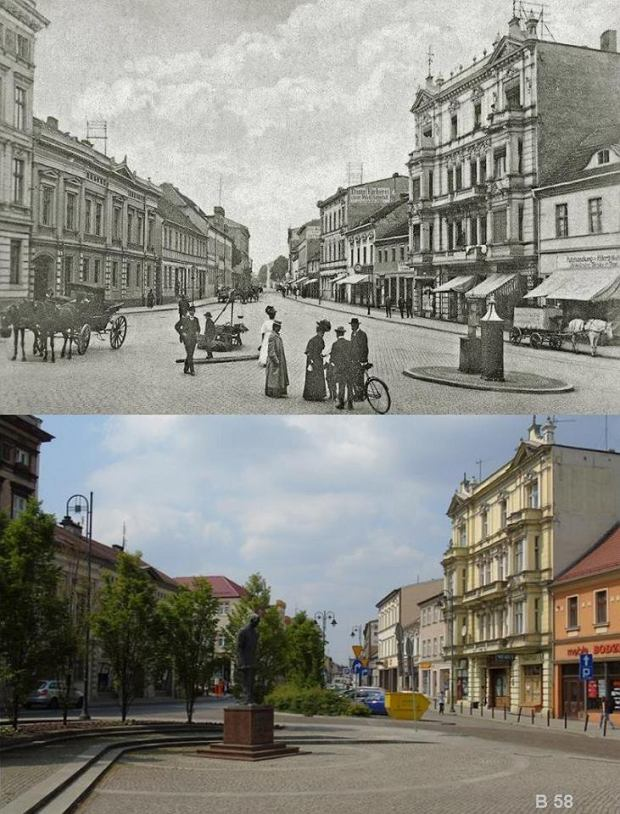 Zdjęcie numer 18 w galerii - Tak zmieniła się Bydgoszcz. Jeszcze więcej mistrzowskich porównań zdjęć