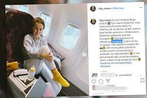 """Olga Frycz opowiedziała o podróżowaniu z dzieckiem. """"Lot do Dubaju był straszny"""""""