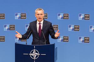 Stoltenberg dla WSJ: W Powidzu NATO zbuduje magazyn dla amerykańskiego sprzętu
