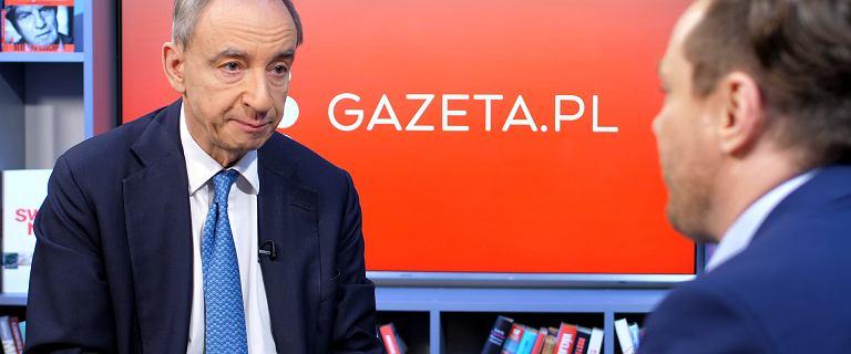 W.T. Bartoszewski o prezesie Kaczyńskim: O zagranicy nie ma pojęcia