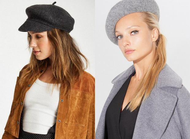 Stylizacja-beret