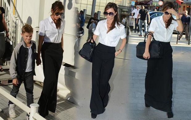 W stylu gwiazdy: Victoria Beckham