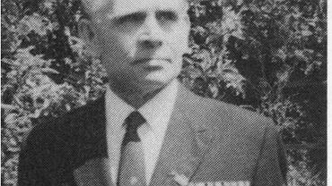 Ppłk Bernard Drzyzga, dowódca oddziału Zagra-Lin