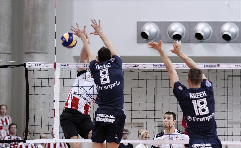 Liga Mistrzów. Paris Volley - Asseco Resovia 0:3