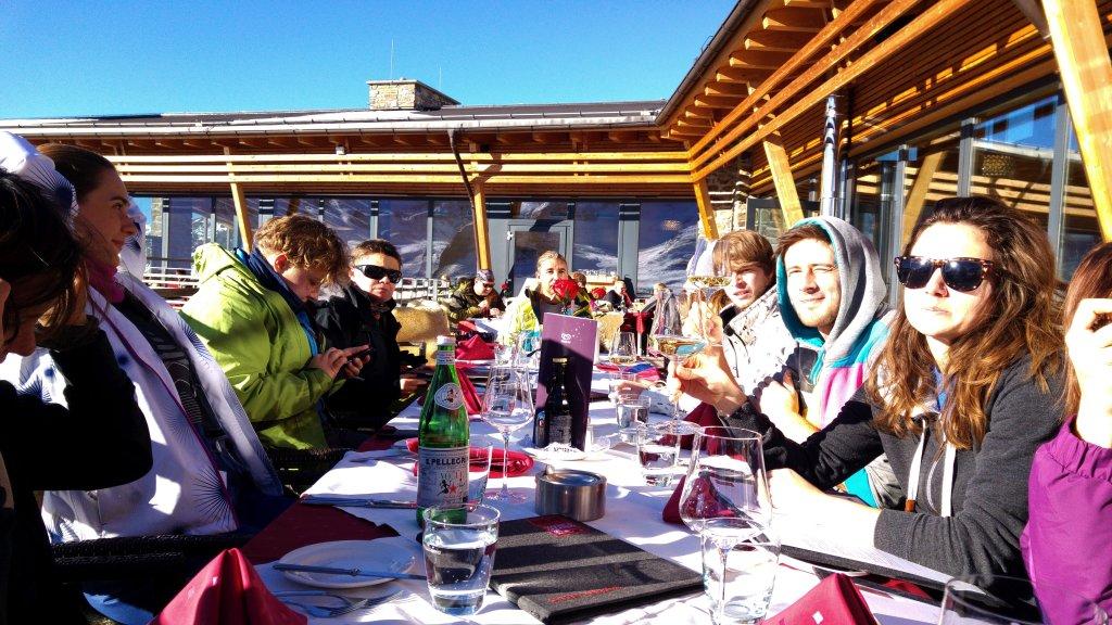 Ekipa Traveler Adventure Team w Ischgl