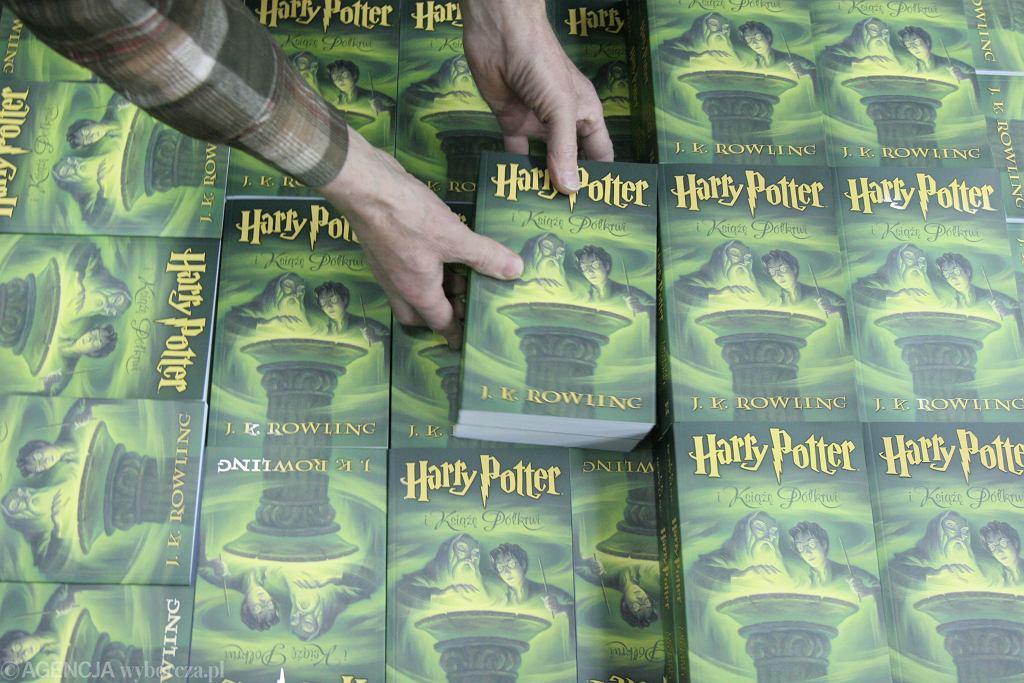 'Harry Potter' spłonął na stosie przed Gdańskim kościołem