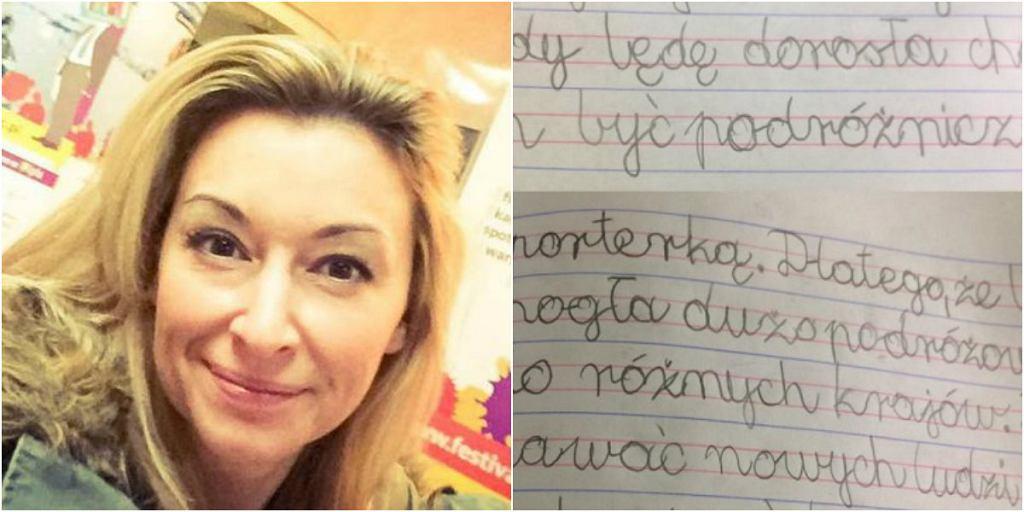Martyna Wojciechowska autorytetem dla najmłodszych.