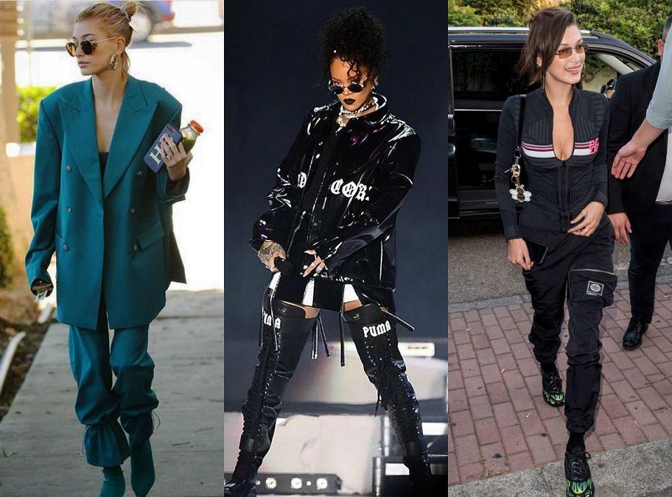 Ubrania marki MISBHV noszą między innymi gwiazdy takie jak Hailey Bieber, Rihanna czy Bella Hadid.