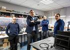 Podwodne drony z Krakowa na podbój mórz i oceanów