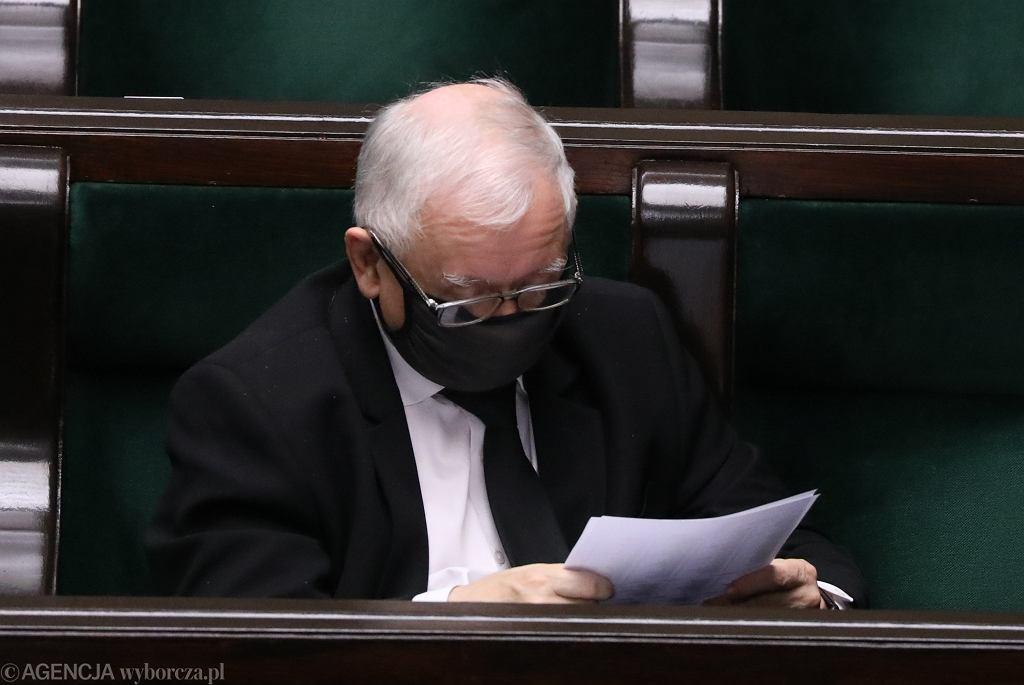 Jarosław Kaczyński. Prezes PiS