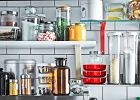 Pojemniki kuchenne - praktyczne i ładne dodatki