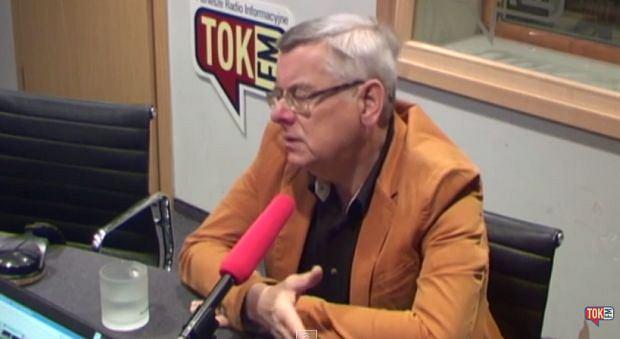 Prof. Tomasz Nałęcz w