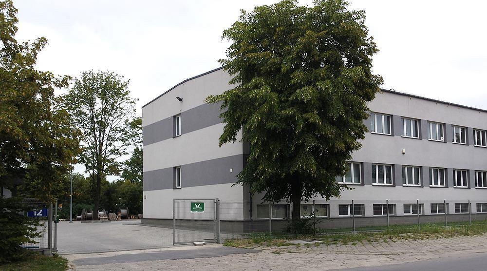 Adres: ul. Staniewicka 12 - tutaj firma Bruno Tassi planuje budowę swojego zakładu.