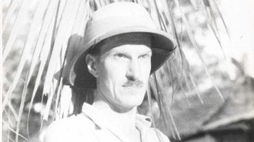 Arkady Fiedler w 1937 r.