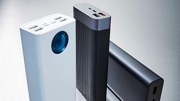 Od lewej: Baseus Ambilight, Baseus Paralell, Xiaomi Mi Powerbank 3 Pro