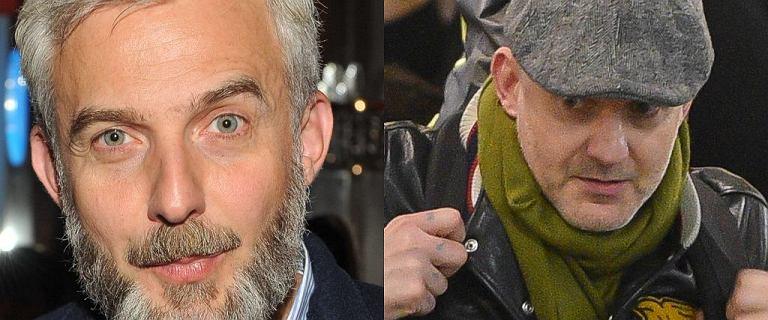 Hubert Urbański ogolił się na łyso. Gdzie się podziała jego broda?