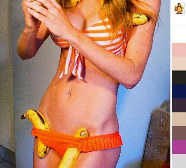 Freelee Banana Girl