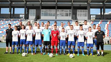 piłka nożna, Kadra IV - ligowej Broni Radom na rundę jesienną sezonu 2016/2017